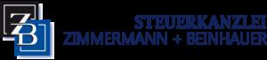 Steuerberater Zimmermann + Beinhauer Logo